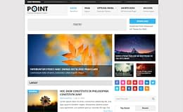 point-free-WordPress-theme