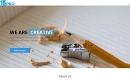 One Paze Pro - Best Premium WordPress One-Page Themes 2017