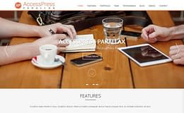 accesspress-prallax-free-WordPress-theme