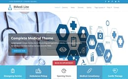 8medi-lite-free-WordPress-theme