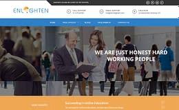 enlighten-free-WordPress-theme