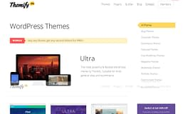 Themify - WordPress Deals and Discounts for Easter 2017