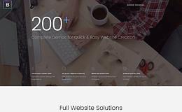 Bridge - Premium Multipurpose WordPress Theme