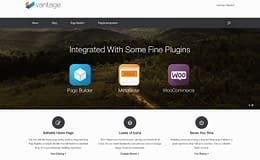 Vantage - Advance Multi-Purpose WordPress Theme