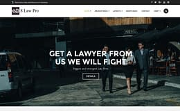 8law Pro- Premium Powerful WordPress Theme