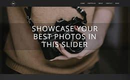 RokoPhoto - Premium WordPress Photography Theme