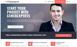 CXWebExpert-customization-theme