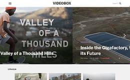 Video Box - Perfect Video WordPress Theme