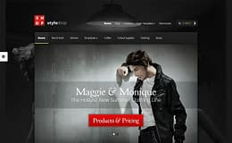 Style Shop - Premium eCommerce WordPress Theme