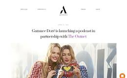 Aesthetic - Responsive WordPress Blog Theme