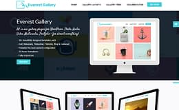 Everest Gallery -Versatile WordPress Gallery Plugin
