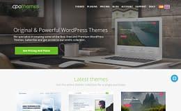 CPOThemes - Responsive WordPress Theme Store