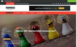 NewsMag Pro - Premium News Magazine WordPress Theme