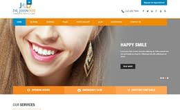 SKT Toothy - Free Medical WordPress Theme