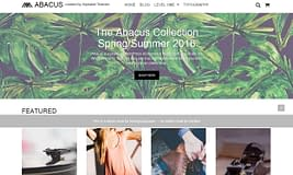 Abacus - Free Elegant WordPress Theme
