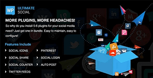 WP Ultimate Social