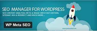 WP Meta SEO - Free SEO WordPress Plugin