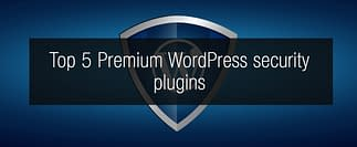 Top 5 Premium iThemes WordPress security plugins