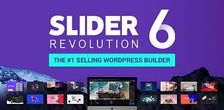 Slider Revolution - WordPress Slider Plugins
