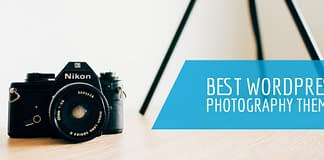 Premium WordPress Photography Themes