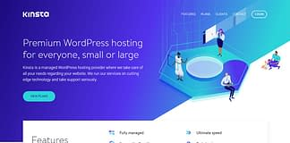 Kinsta - Best WordPress Hosting Services