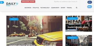 Daily Post - Premium Magazine WordPress Theme