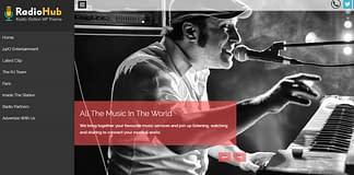 RADIOHUB - Premium WordPress Themes for Radio Station