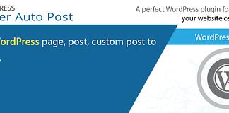 AccessPress Twitter Auto Post- Free WordPress Auto Tweet Plugin
