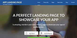 App-Landing-Page