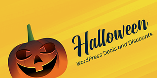 WordPress Deals and Discount for Halloween 2018