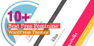 Best Free Feminine WordPress Theme