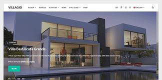 Villagio - Property Rental WordPress Theme