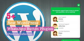 Best WordPress WhatsApp Button Plugins