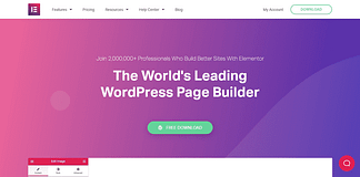 Elementor Pro : WordPress Page Builder Plugin