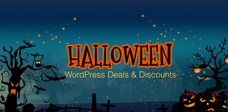 WordPress Halloween Deals and Discounts 2019