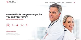 MedZone Pro - Medical WordPress Theme