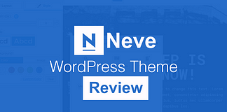 Neve WordPress Theme Review