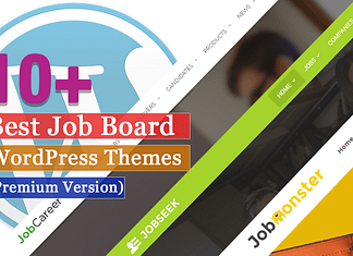 Best Premium Job Board WordPress Themes