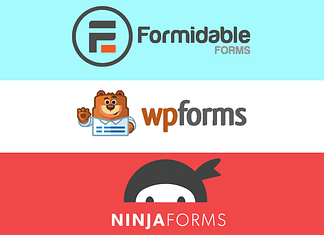 WPForms vs Formidable Forms vs Ninja Forms - Which is the Best WordPress Contact Form Plugins?