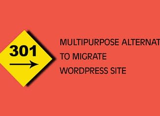 301 Redirects – Multipurpose Alternatives To Migrate WordPress Site