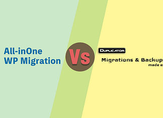All in One Migration Vs Duplicator - Which is the Best WordPress Plugin to Migrate/Backup WordPress Website?