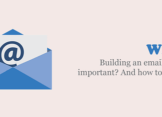 Why building an email list is important