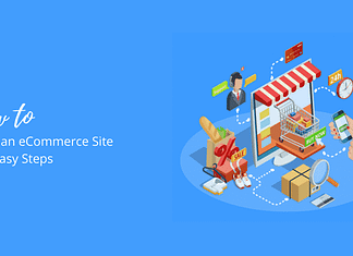 Build an eCommerce Site