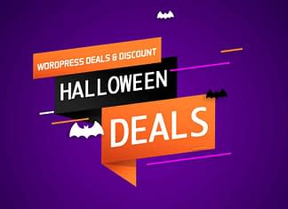 WordPress Deals and Discounts for Halloween 2020