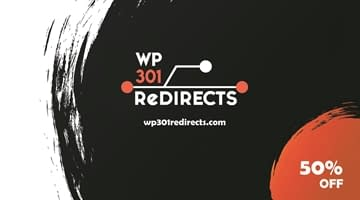 WP 301 Redirects - Black Friday and Cyber Monday Deals