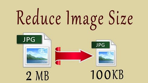 Reduce the Image Size