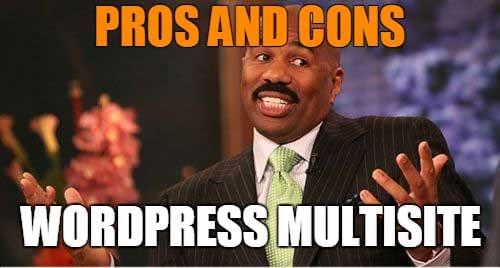 pros-cons-wp-multisite