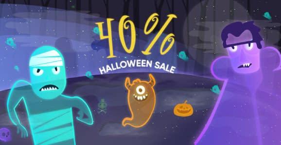 Themeum - Halloween Offer