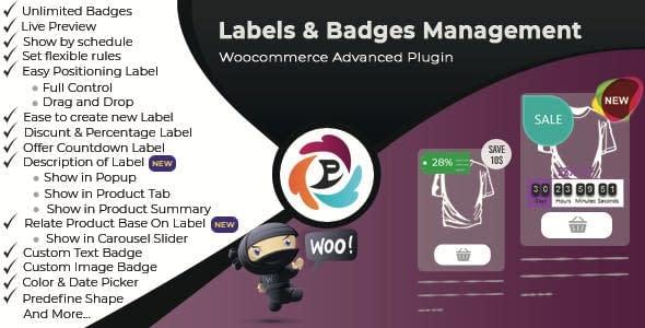 5+ Best WooCommerce Badge Designer Plugins