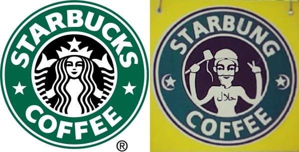 Copying logo